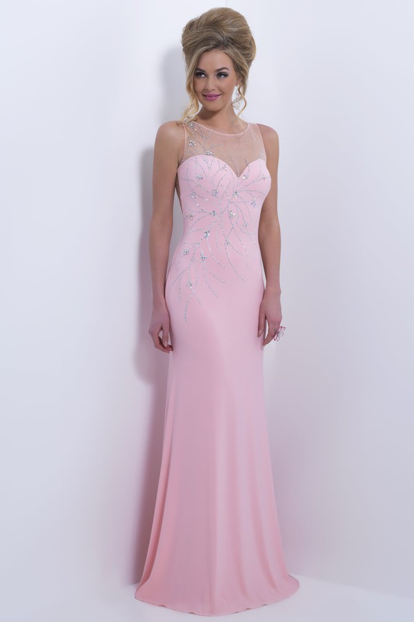 long pink dress prom dress evening dress appliques scoop neck dresses long elegant prom dresses