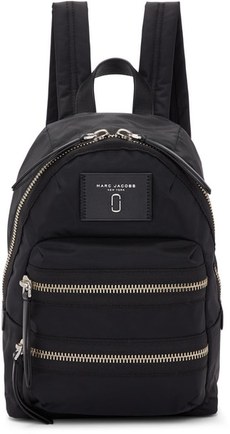 Marc Jacobs mini backpack black bag