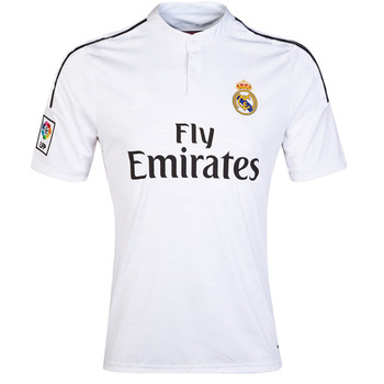 finest selection 3a102 1092f Aliexpress.com : Buy Free Shipping! 14 15 Real Madrid home and away soccer  jerseys & men's football clothes & sportswear from Reliable Sports Jerseys  ...