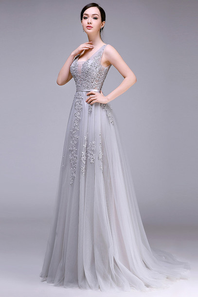 Evening Dresses For Weddings | Dress Clothes Evening Dress Prom Dress Gown Elegant Sexy Long
