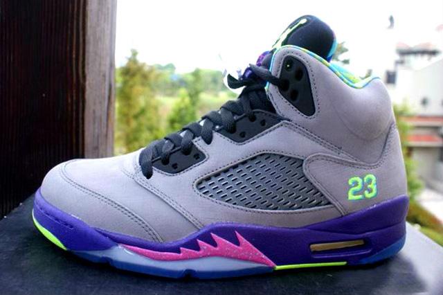 c5794de4ab97 ... AIR JORDAN 5 (FRESH PRINCE OF BEL AIR) Sneaker Freaker ...