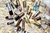 necklace,bullet,rock,precious,crystal quartz,jewels
