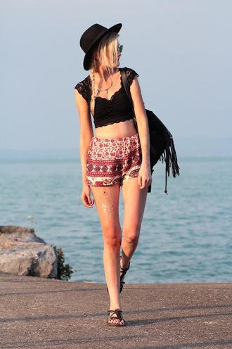 shorts fashoin style short blogger