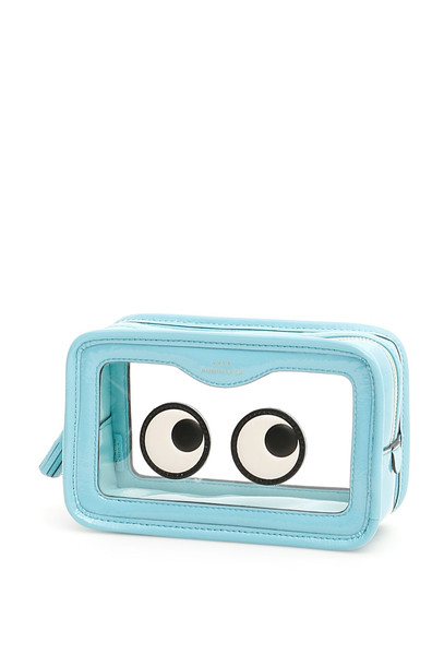 Anya Hindmarch Rainy Day Eyes Make Up Pouch