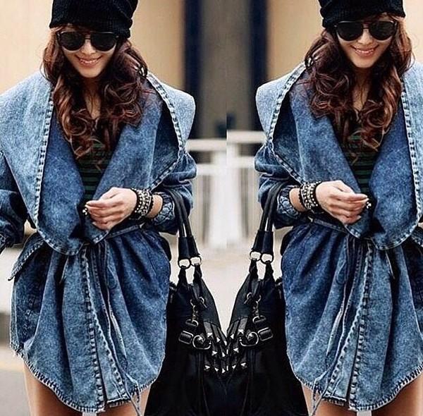 jacket jeans hoodie