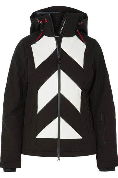 Perfect Moment jacket quilted black