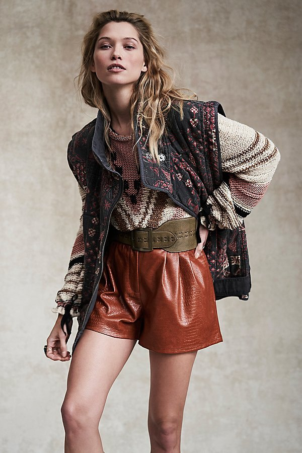 Helena Shorts by Mare Mare at Free People