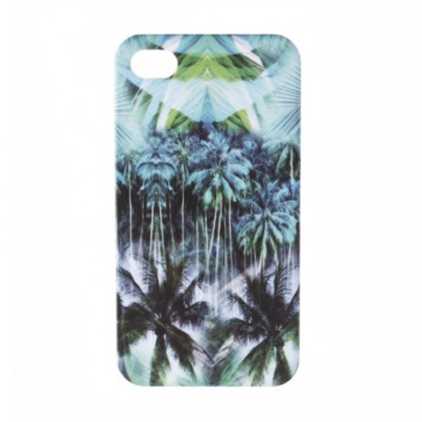 phone cover iphone 5 case palm tree print palm tree print