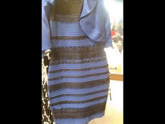 dress blue dress white dress gold dress black dress