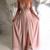 Simple A-line Chiffon Long Prom Dress, Evening Dress