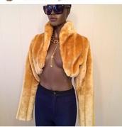 top,faux fur,faux fur jacket,faux fur vest,faux fur coat,fur coat,fur vest,fur,fur jacket,furry coat,fur collar coat,fluffy,vintage