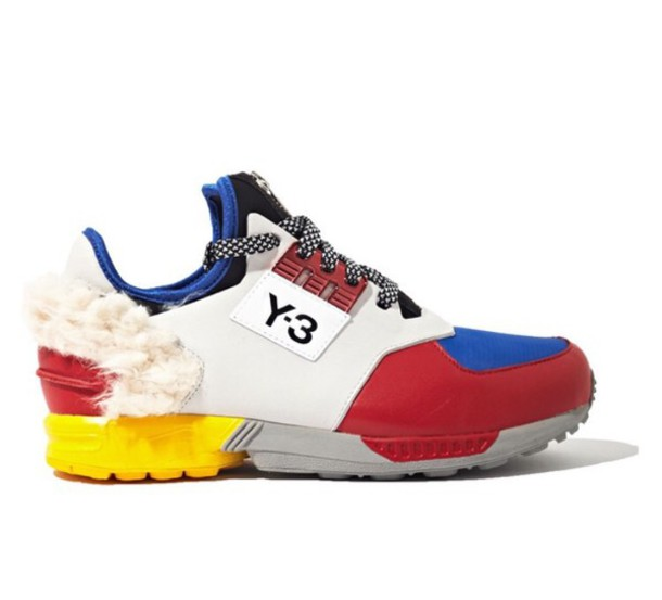 shoes y-3 womens zx trainerr