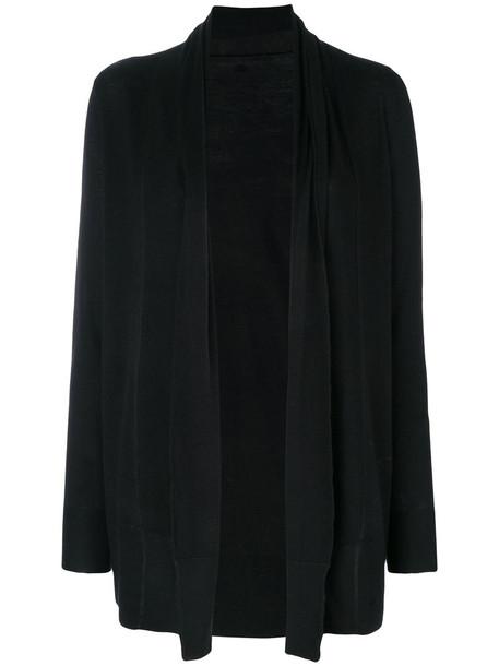 Sottomettimi cardigan cardigan loose women fit black sweater