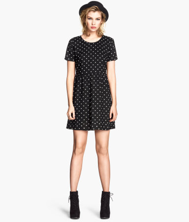 H&M Patterned Dress $17.95