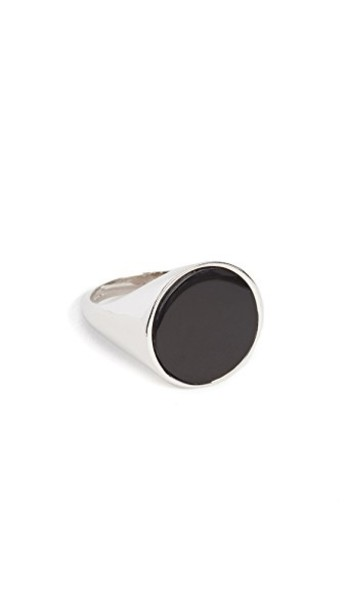Joanna Laura Constantine ring silver jewels