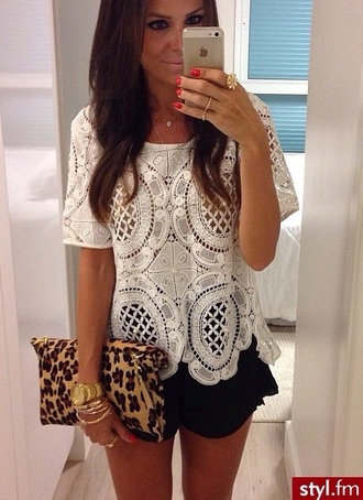shirt t-shirt top lace top white t-shirt white shirt white top white lace top style fashion tumblr outfit tumblr shirt