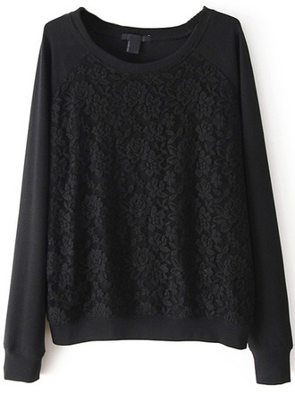 sweater black knitted cardigan knitted sweater cute