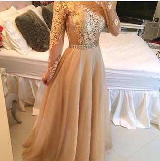 dress style maxi dress tumblr sheer cute elegant prom dress modest dress prom prom gown gown evening dress cinderella fashion tumblr outfit tumblr girl tumblr clothes nude tan