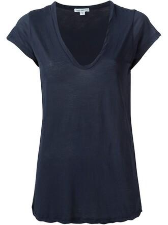 t-shirt shirt blue top