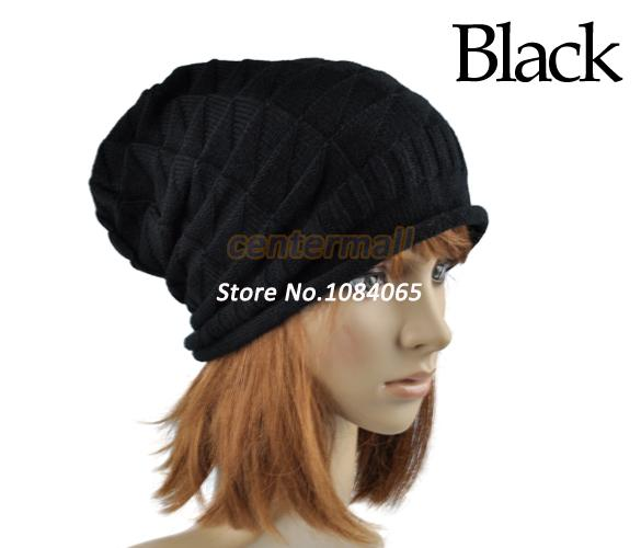 акции новых осенью зимой муёчины ёенщин шапочки крышки шляпы вязания крючком вязать шапочки тюбетейку шляпу