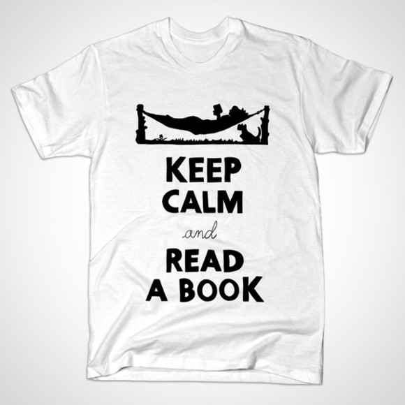 shirt harry potter book keep calm and read a book read undefined keep calm the fault in our stars the hunger games the mortal instruments, a game of thrones a song of ice and fire