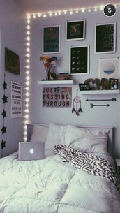 home accessory,wall decor,bedroom,poster,snapchat,arrow,quote on it,moon phases,dreamcatcher,stars,apple,macbook air