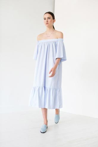 the haute pursuit blogger dress