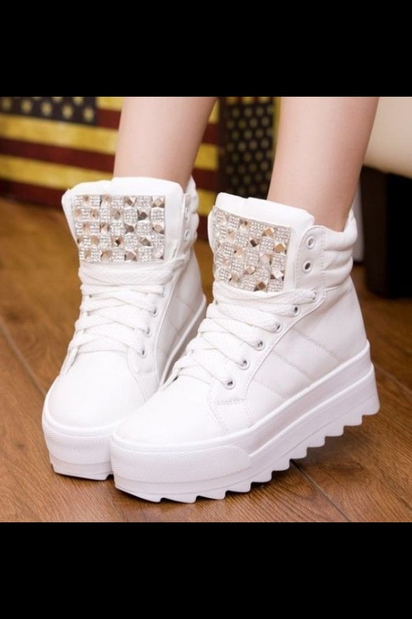 shoes white sneakers