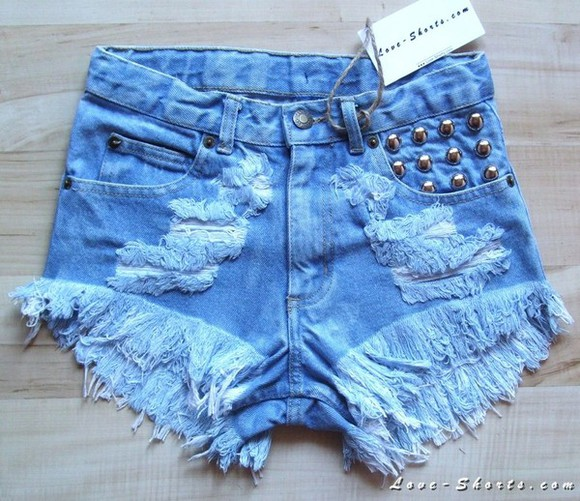 shorts jeans summer acid wash light blue vintage levi high waisted shorts