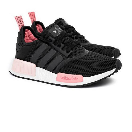 adidas nmd r1 womens black peach. Black Bedroom Furniture Sets. Home Design Ideas
