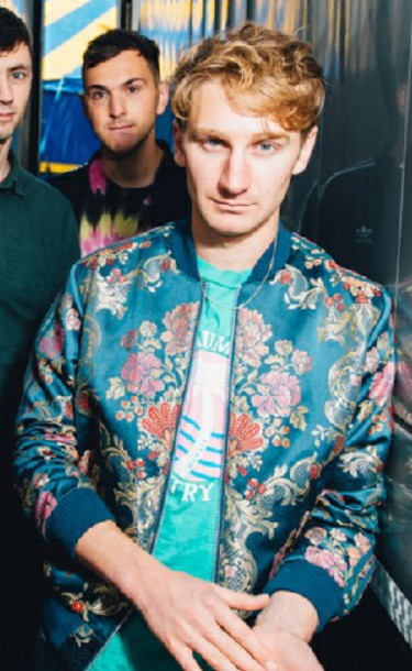 jacket dave bayley glass animalss dave bayley glass animals