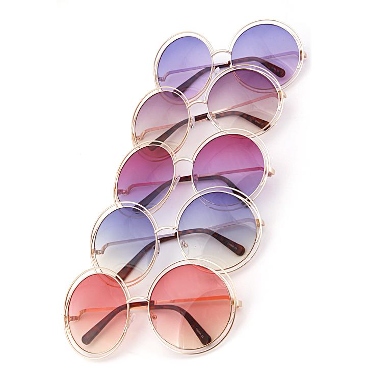 """Képtalálat a következőre: """"Cara Round Oversized Boho Sunglasses"""""""