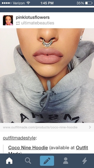 nose ring jewels