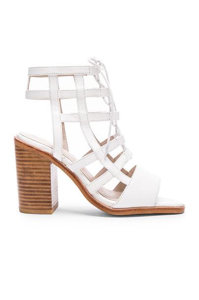 Sol Sana heel white