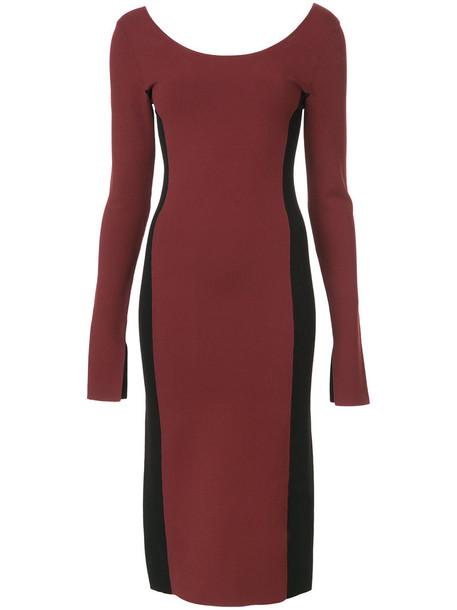Dvf Diane Von Furstenberg dress women red
