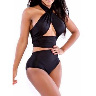 swimwear black black swimwear