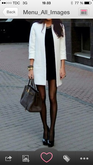 jacket coat white jacket fashion