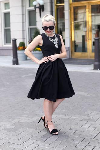 poor little it girl blogger dress shoes sunglasses jewels