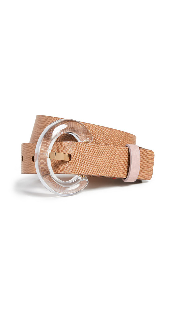 Lizzie Fortunato Sofia Belt in tan
