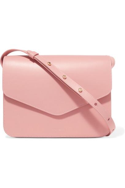Mansur Gavriel bag shoulder bag leather blush