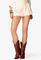 Prairie doll lace shorts