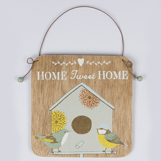 home accessory sign plaque garden gift ideas decoration wood