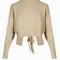 Renee tie-back cashmere sweater | khaite | matchesfashion.com us