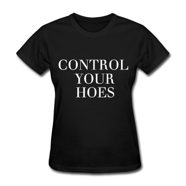 Control your hoes (2) t