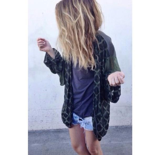 Cardigan Shorts Tumblr 16