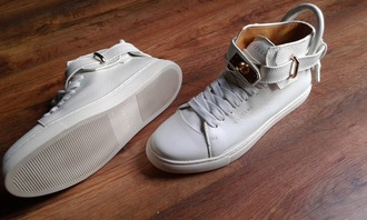 shoes buscemi sneakers white unisex perfecto birkin sale