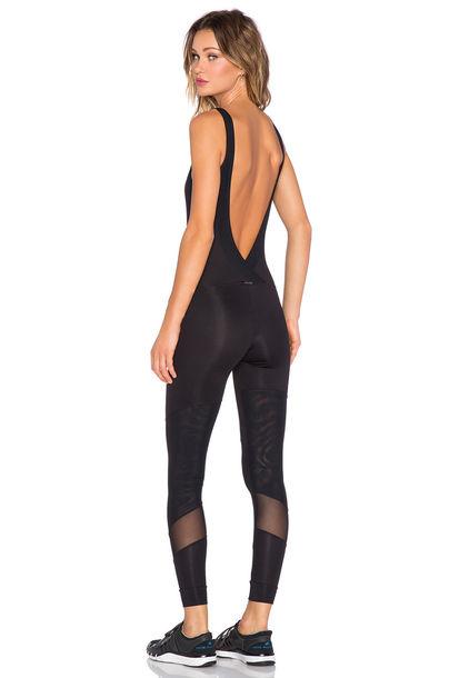 KORAL ACTIVEWEAR jumpsuit black
