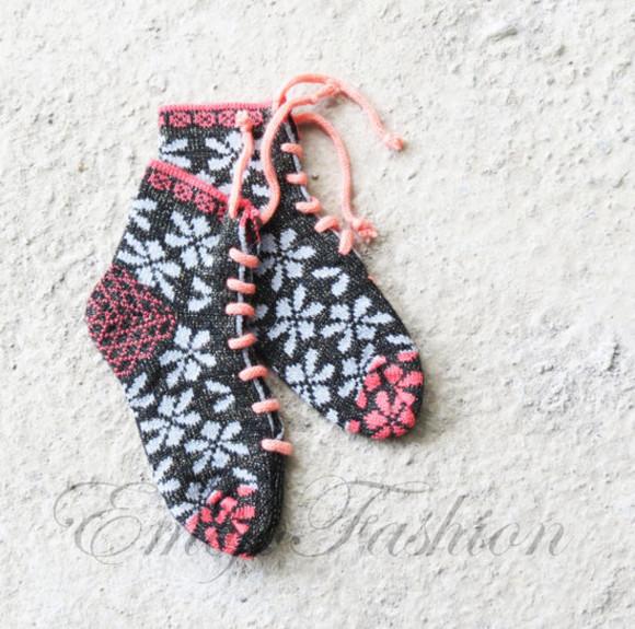 women shoes socks winter socks knit socks fashion socks wear wear for love winter sweater