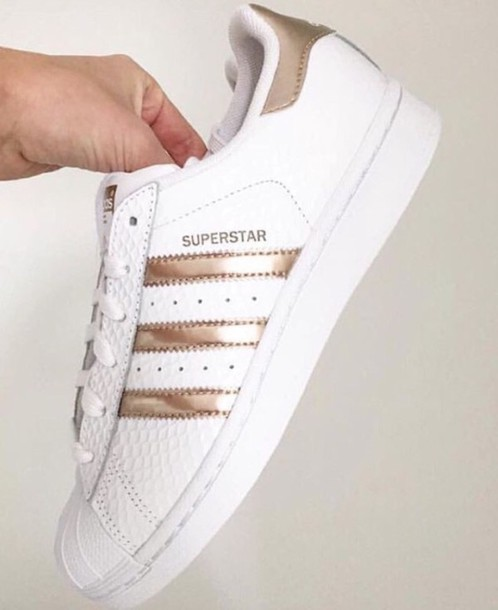 3f55eed5a9cd shoes adidas adidas superstars adidas shoes adidas originals gold white adidas  superstars rose gold