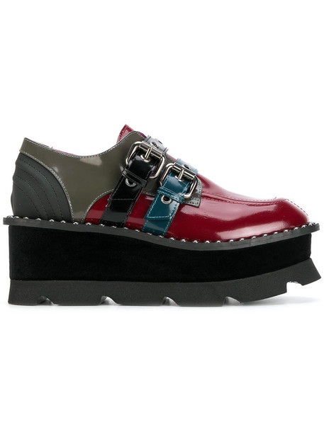 Antonio Marras women shoes leather red